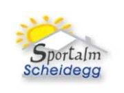 Sportalm scheidegg logo
