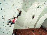 Kletterhalle der Sportalm Scheidegg