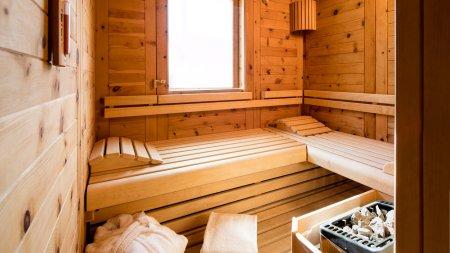Ihre persönliche Sauna