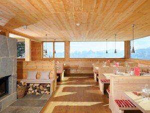 Panoramarestaurant an der Alpspitze