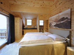 Schlafzimmer Lodge Säuling