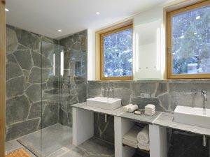 Luxuriöse Badezimmer
