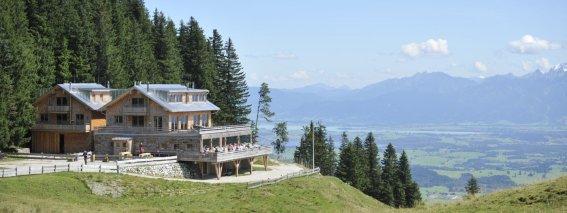 Sportheim Böck - luxuriöses Hideaway in den Allgäuer Bergen