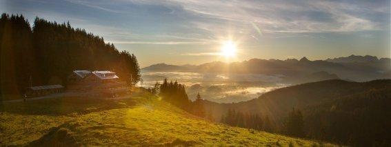 Unvergessliche Momente an der Alpspitze in Nesselwang