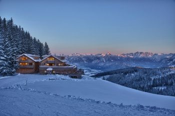 Sportheim Böck - ski-in/ski-out im Winter