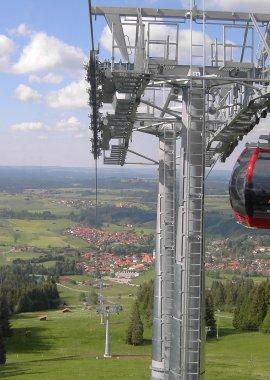 Alpspitze Komi-Bahn