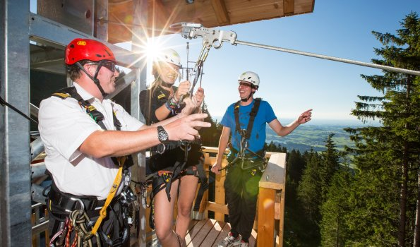 AlpspitzKICK in Nesselwang