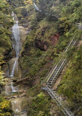 Ein Naturschauspiel für die Seele - Wassefallweg an der Alpspitze