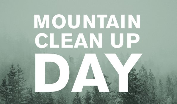 Mountain Clean Up Day - Nesselwang