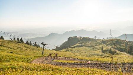 Fahrradtour auf den Breitenberg