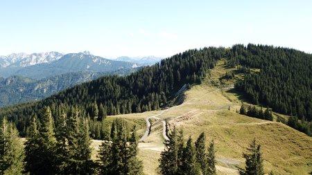 Wanderung auf die Alpspitze im Allgäu