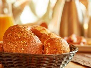 Der Duft vom frischen Brot...