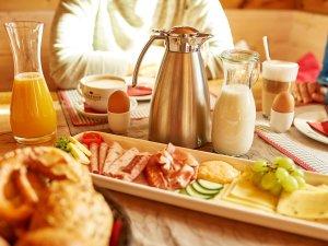 Deftig oder süß - wie frühstücken Sie am liebsten?