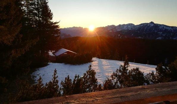 Die Wintersonne