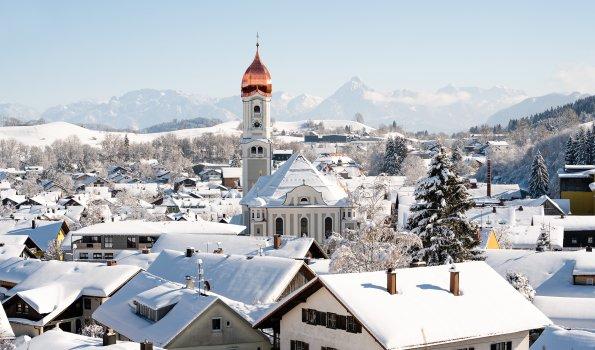 Nesselwang Winter-P