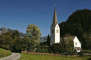 Kirche Tiefenbach St. Barbara