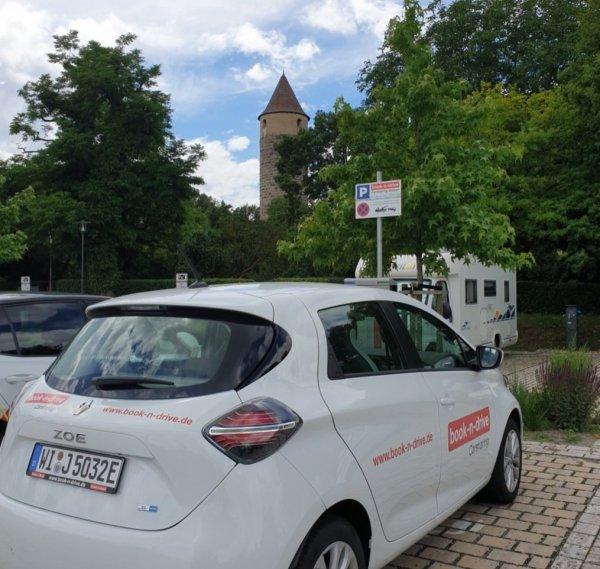 E-Carsharing Iphofen