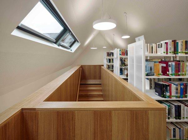 Stadtbibliothek St. Veith