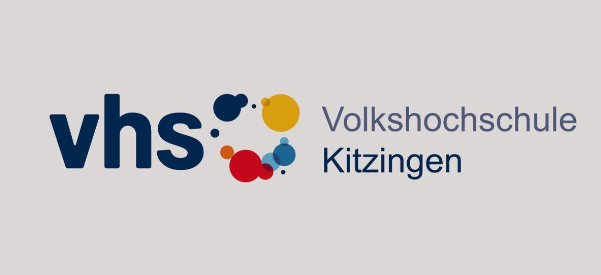 Logo der VHS Kitzingen