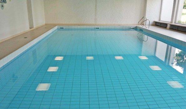 Schwimmbad Haus OBM