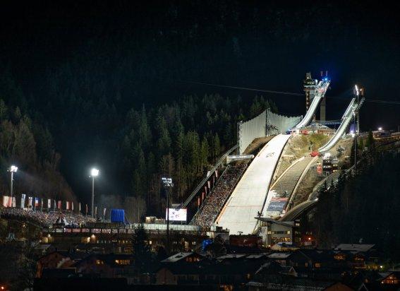 Skispringen 2019