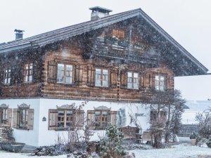 Dezember Schnee
