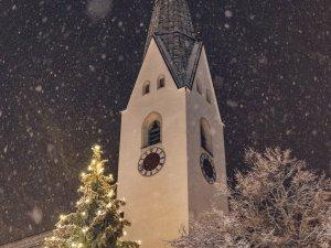 Weihnachtliches Oberstdorf
