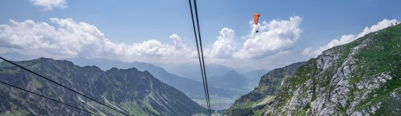 Ausflug auf das Nebelhorn