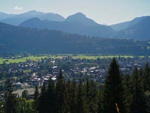 Oberstdorf vom Kühberg