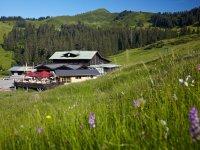 Hütte Grasgehren