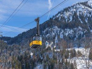 Bergbahn Nebelhorn