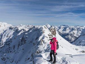 Nebelhorn fotografieren