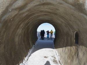 Tunnel Nordwandsteig