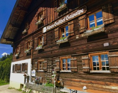 Alpen-Gasthof Gaisalpe