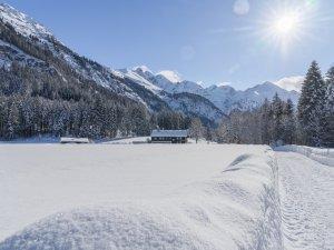 Winter im Stillachtal