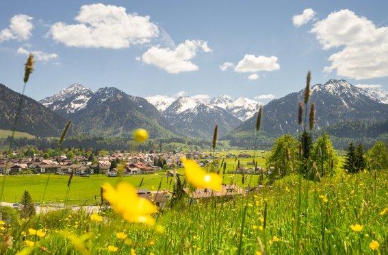 Wonnemonat Mai in Oberstdorf