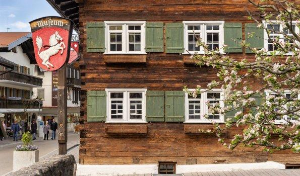 Mai in Oberstdorfer
