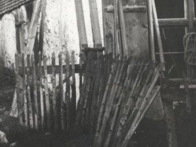 """So sahen die ersten Ski aus, die """"Rubers Albert"""" damals herstellte"""