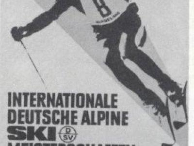Internationale Deutsche Skimeisterschaften 1971