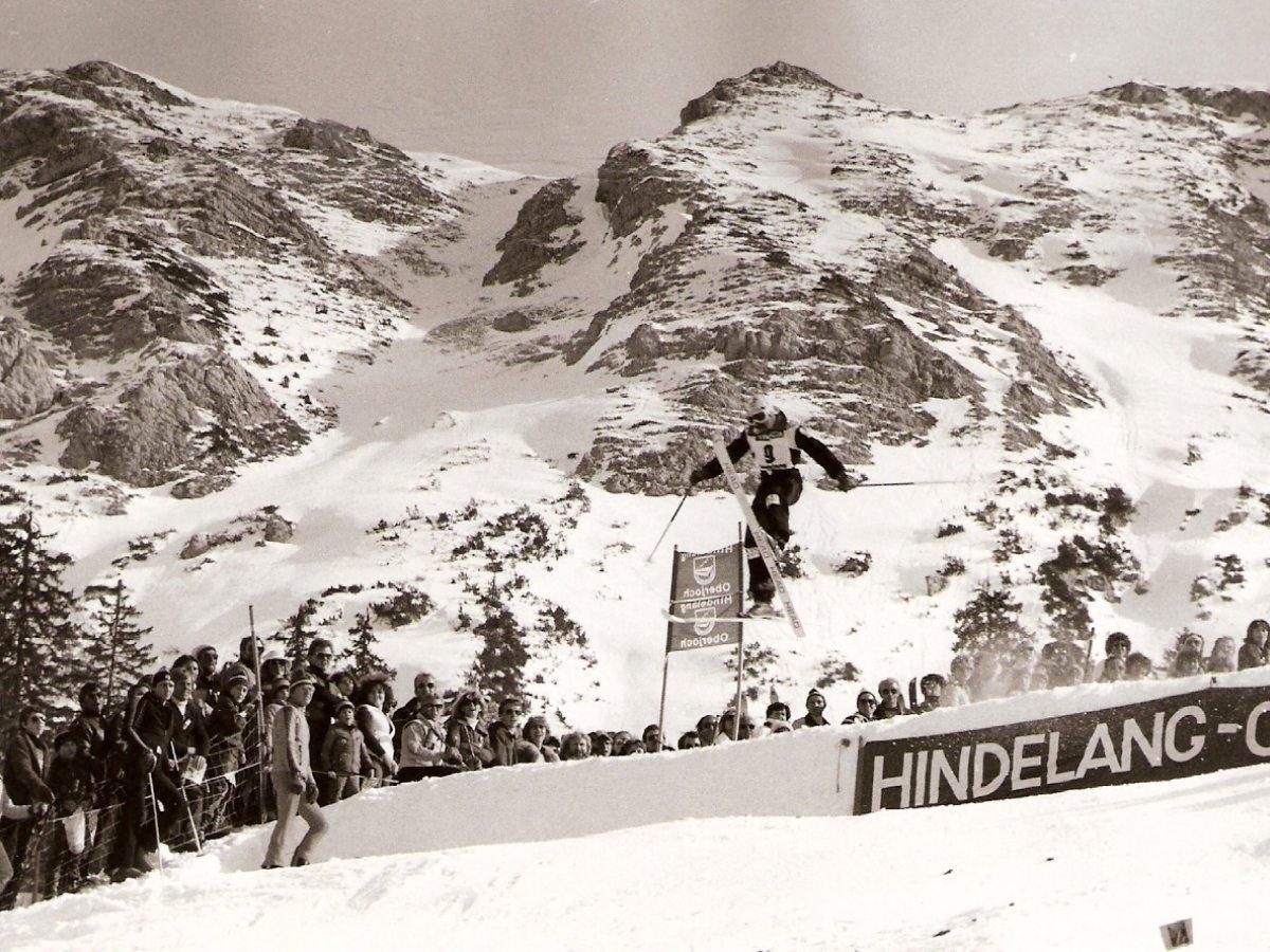 Erstmals in Deutschland Trick-Ski-Worldcup auf dem Oberjoch