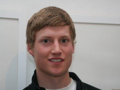 Florian Müller: Deutscher Biathlon Jugendmeister 2006