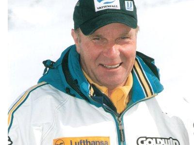 """Trainer Peter Endras freut sich über die Berufung ins """"Schweden-Team"""""""