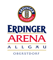 Headlogo Erdinger Arena