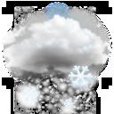 Wettericon: Schnee