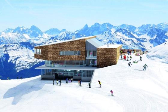 Bergstation und Restaurant Tafel&Zunder