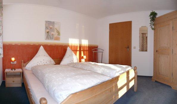 Schlafzimmer Alpenrose