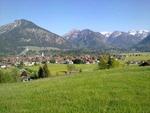 Oberstdorf Berge