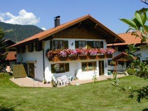 Balkon Fewo Alpenrose
