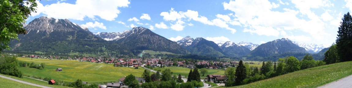 Sommer Panorama