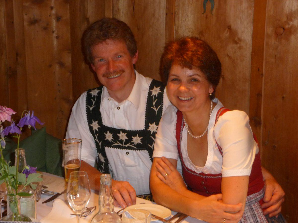 Annemarie u. Martin Titscher